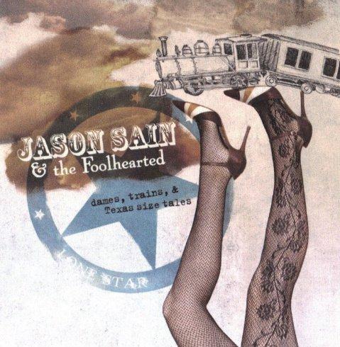 Jason Sain Album Cover