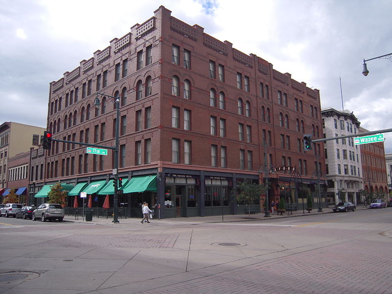Haunted Denver Oxford Hotel
