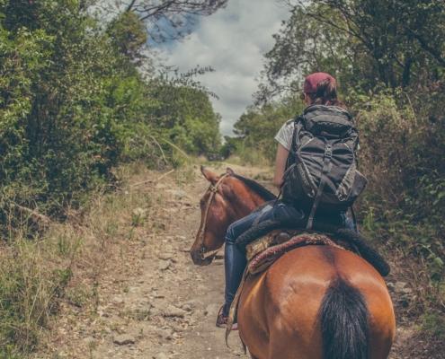 Cross Country Horseback USA