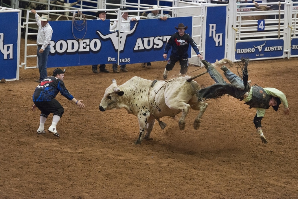 The History of Bull Riding