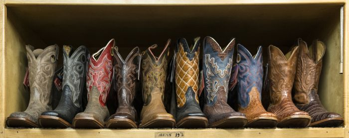 History of Cowboy Boots | Country Music History