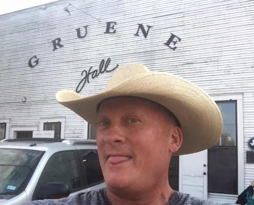 Gruene Hall Kevin Fowler