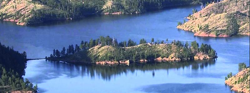 Fishing Cheesman Lake Colorado