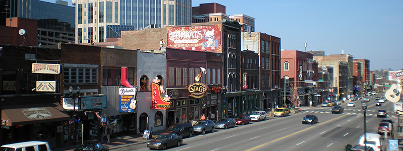 Nashville Country Music Origins