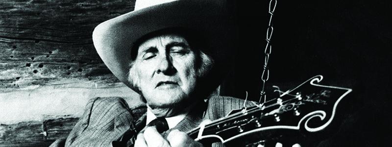 Bill Monroe Bluegrass Music