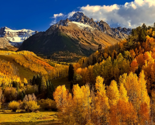 Best Fall Camping in Colorado