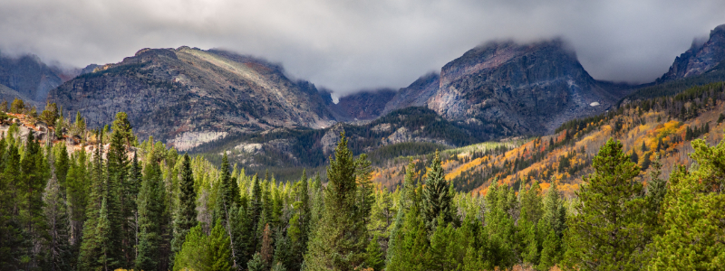 fall campgrounds in colorado