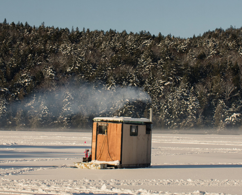 Colorado Ice Fishing Locations