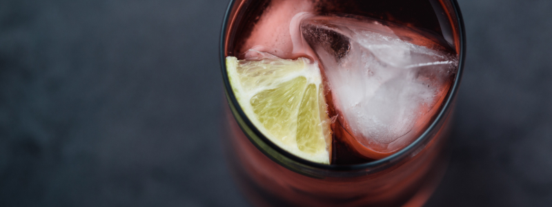 best mixed drinks for country music