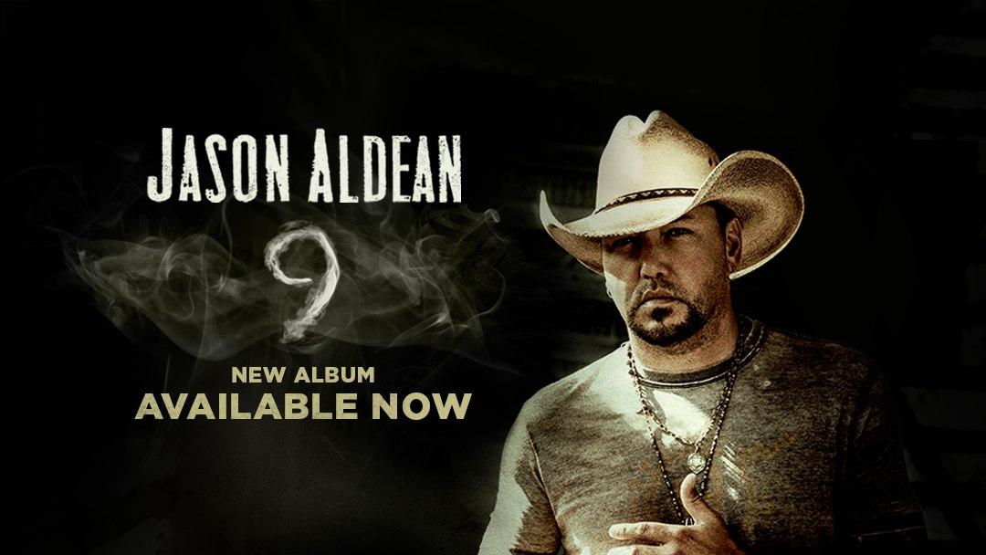 Jason Aldean 9 Album